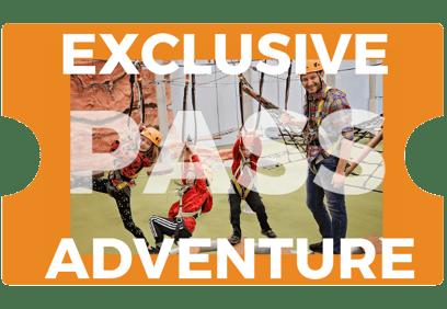Exclusive Adventure Pass