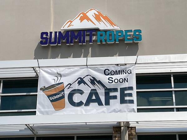 Summit Cafe Coming Soon