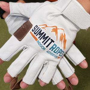 Summit Ropes Climbing Gloves