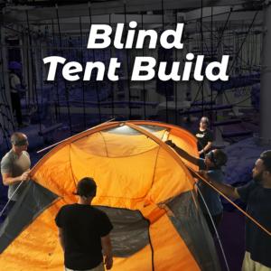 Blind Tent Build