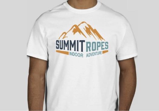 summit-ropes-indoor-adventure-tee-shirt-logo