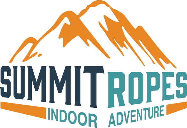 Summit Ropes is the largest indoor ropes course in the U.S.